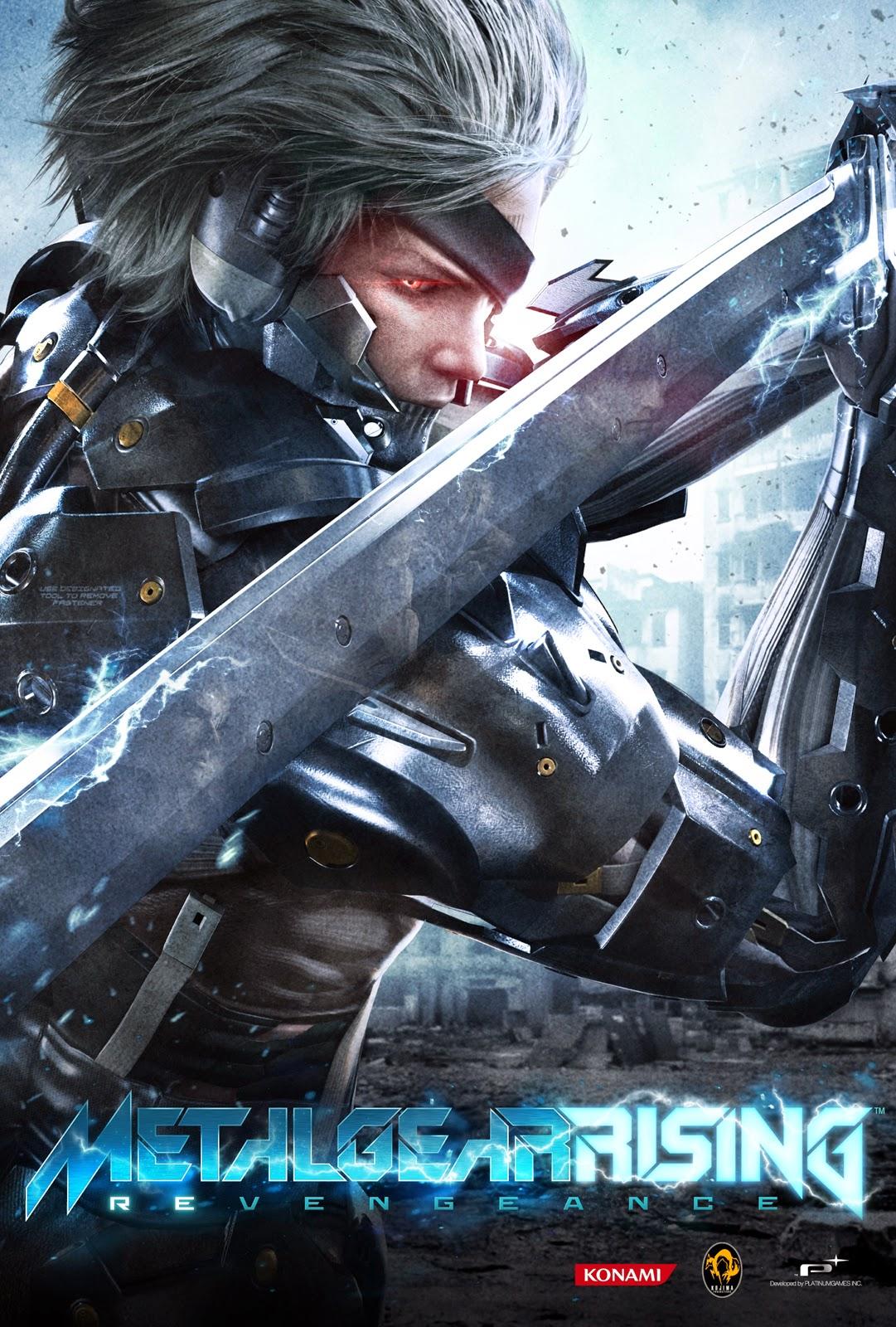 metal gear rising revengeance pc full free download